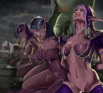 world of warcraft wow porno